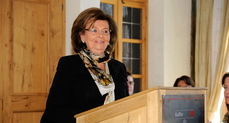 Preisverleihung An Dr. H.c. Charlotte Knobloch